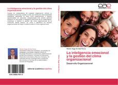 Capa do livro de La inteligencia emocional y la gestión del clima organizacional