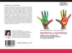 Portada del libro de Agrotóxicos y aprendizaje