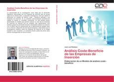 Análisis Coste-Beneficio de las Empresas de Inserción的封面