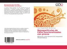 Nanopartículas de CdSe funcionalizadas con pireno