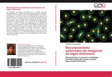 Capa do livro de Reconocimiento automático de imágenes de algas diatomeas