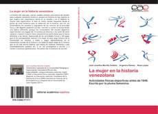 Buchcover von La mujer en la historia venezolana