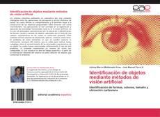 Bookcover of Identificación de objetos mediante métodos de visión artificial