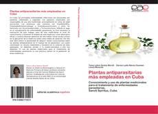 Capa do livro de Plantas antiparasitarias más empleadas en Cuba