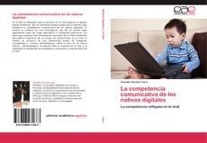 Portada del libro de La competencia comunicativa de los nativos digitales