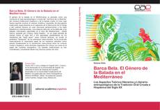 Buchcover von Barca Bela. El Género de la Balada en el Mediterráneo