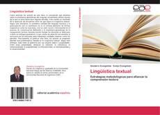Borítókép a  Lingüística textual - hoz