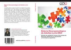 Borítókép a  Batería Neuropsicológica de Adultos Luria-DNA - hoz