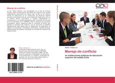 Bookcover of Manejo de conflicto