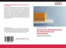 Bookcover of Sistema de Administración de Información de Actividades