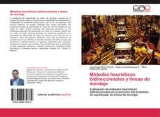 Bookcover of Métodos heurísticos bidireccionales y líneas de montaje
