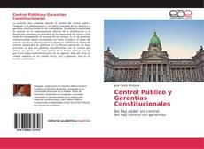 Borítókép a  Control Público y Garantías Constitucionales - hoz