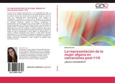 Capa do livro de La representación de la mujer afgana en narraciones post 11/9
