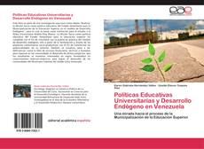 Capa do livro de Políticas Educativas Universitarias y Desarrollo Endógeno en Venezuela