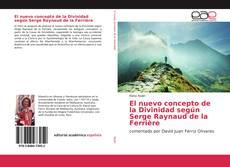 Portada del libro de El nuevo concepto de la Divinidad según Serge Raynaud de la Ferrière