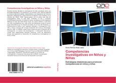 Portada del libro de Competencias Investigativas en Niños y Niñas