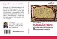Buchcover von La Ciencia Gnomónica en la España del Siglo de Oro