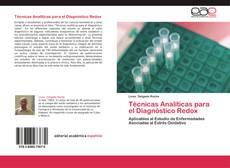 Bookcover of Técnicas Analíticas para el Diagnóstico Redox