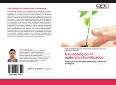 Buchcover von Uso ecológico de materiales humificados