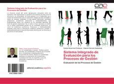 Bookcover of Sistema Integrado de Evaluación para los Procesos de Gestión