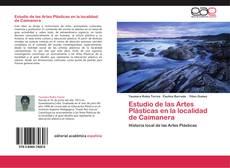 Portada del libro de Estudio de las Artes Plásticas en la localidad de Caimanera