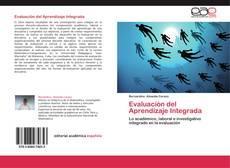Copertina di Evaluación del Aprendizaje Integrada