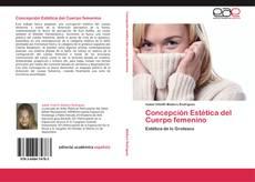 Portada del libro de Concepción Estética del Cuerpo femenino