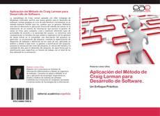 Bookcover of Aplicación del Método de Craig Larman para Desarrollo de Software.
