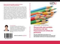Couverture de Desarrollo del sentido numérico de las fracciones en niños de primaria