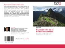 Bookcover of El patrimonio de la humanidad entera