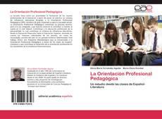Portada del libro de La Orientación Profesional Pedagógica