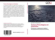 Bookcover of Tortura Psicológica en Colombia