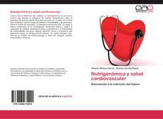 Bookcover of Nutrigenómica y salud cardiovascular