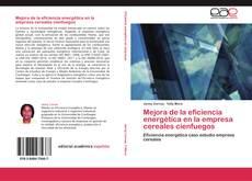 Bookcover of Mejora de la eficiencia energética en la empresa cereales cienfuegos