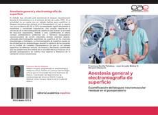 Anestesia general y electromiografía de superficie kitap kapağı