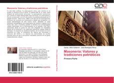 Copertina di Masonería: Valores y tradiciones patrióticas