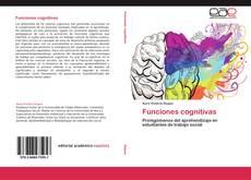 Portada del libro de Funciones cognitivas