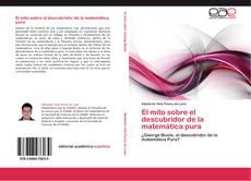 Capa do livro de El mito sobre el descubridor de la matemática pura