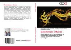 Portada del libro de Matemáticas y Música