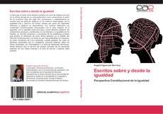 Bookcover of Escritos sobre y desde la igualdad
