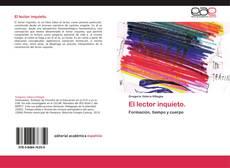 Capa do livro de El lector inquieto.