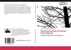Buchcover von Asma bronquial y factores psicológicos