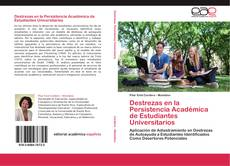 Couverture de Destrezas en la Persistencia Académica de  Estudiantes Universitarios