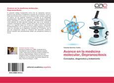Portada del libro de Avance en la medicina molecular, Depranocitosis