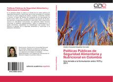 Borítókép a  Políticas Públicas de Seguridad Alimentaria y Nutricional en Colombia - hoz