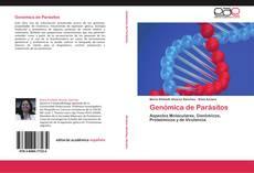 Capa do livro de Genómica de Parásitos