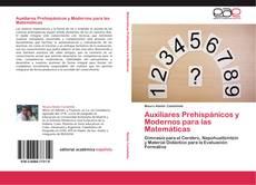 Portada del libro de Auxiliares Prehispánicos y Modernos para las Matemáticas