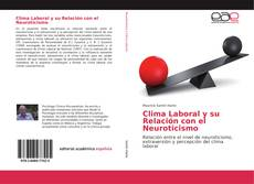 Portada del libro de Clima Laboral y su Relación con el Neuroticismo