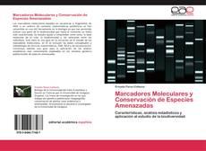 Bookcover of Marcadores Moleculares y Conservación de Especies Amenazadas