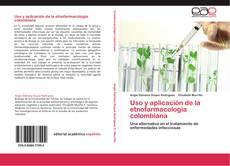 Uso y aplicación de la etnofarmacología colombiana kitap kapağı